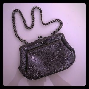 Sparkly Mini Clutch Bag